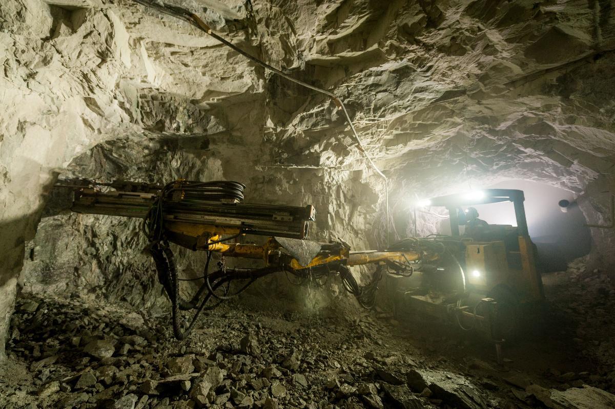 Работа по вахте на севере рудник